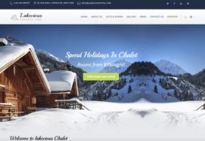 Beispiel Homepage Ferienwohnung