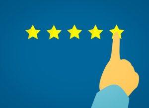 Richtiger Umgang mit Bewertungen