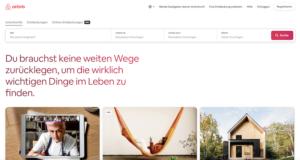 Ferienwohnung bei Airbnb listen, so gehts