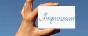Impressumspflicht – Abmahnung vermeiden